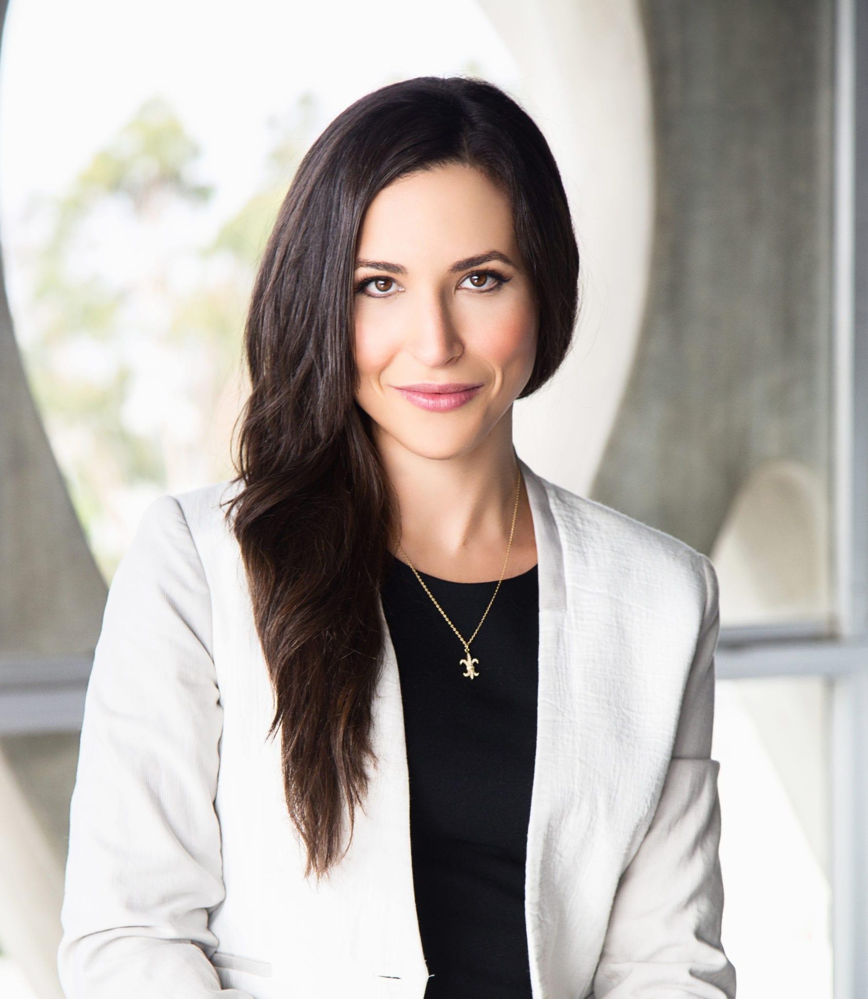 Jillian Ezra of Ezra Productions
