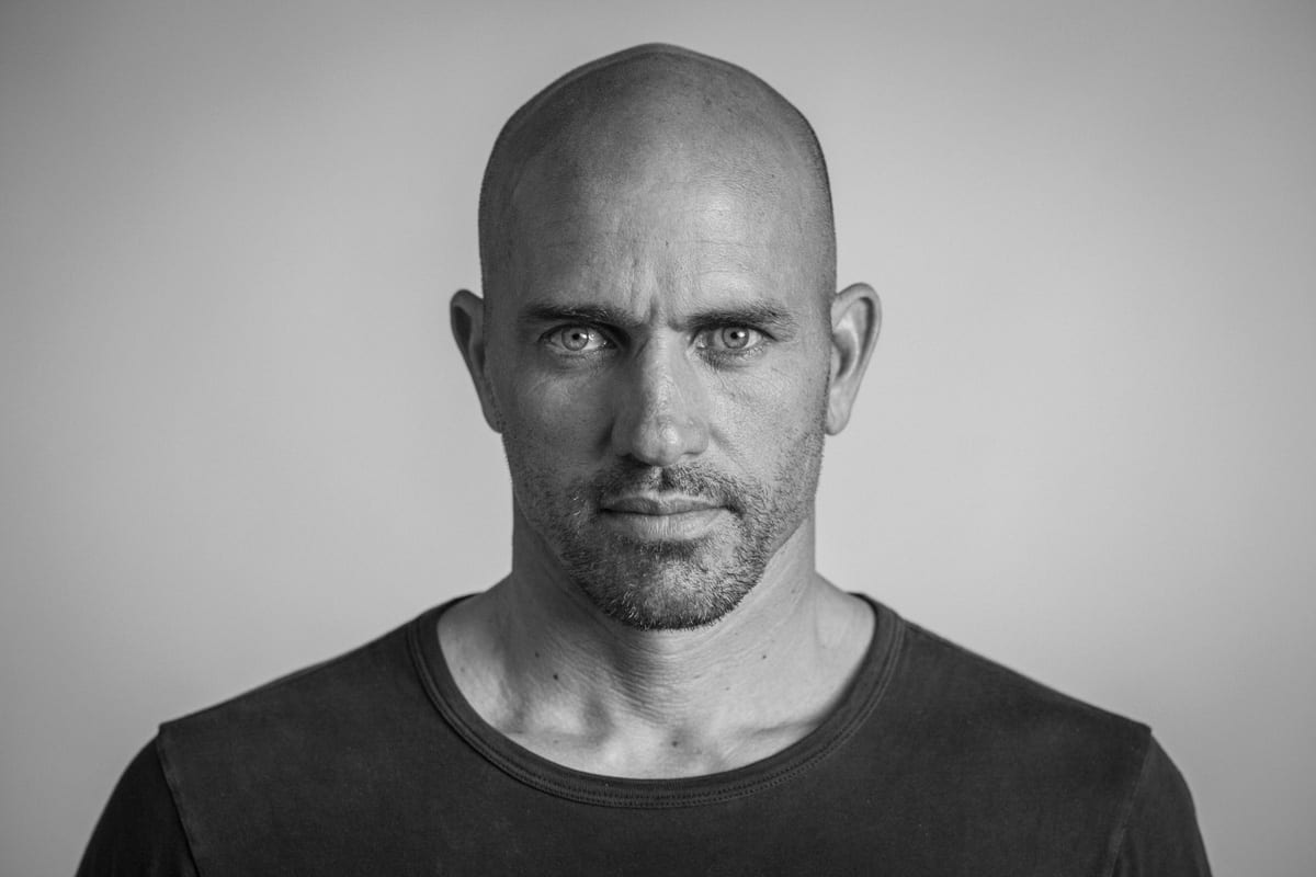 Kelly Slater Cose Up Photo
