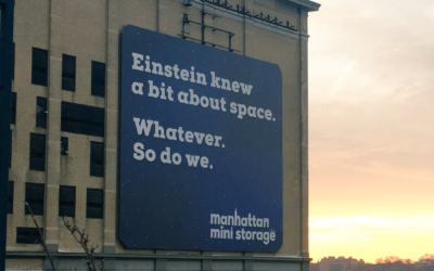 This NYC Storage Company's Marketing Game is Lit!