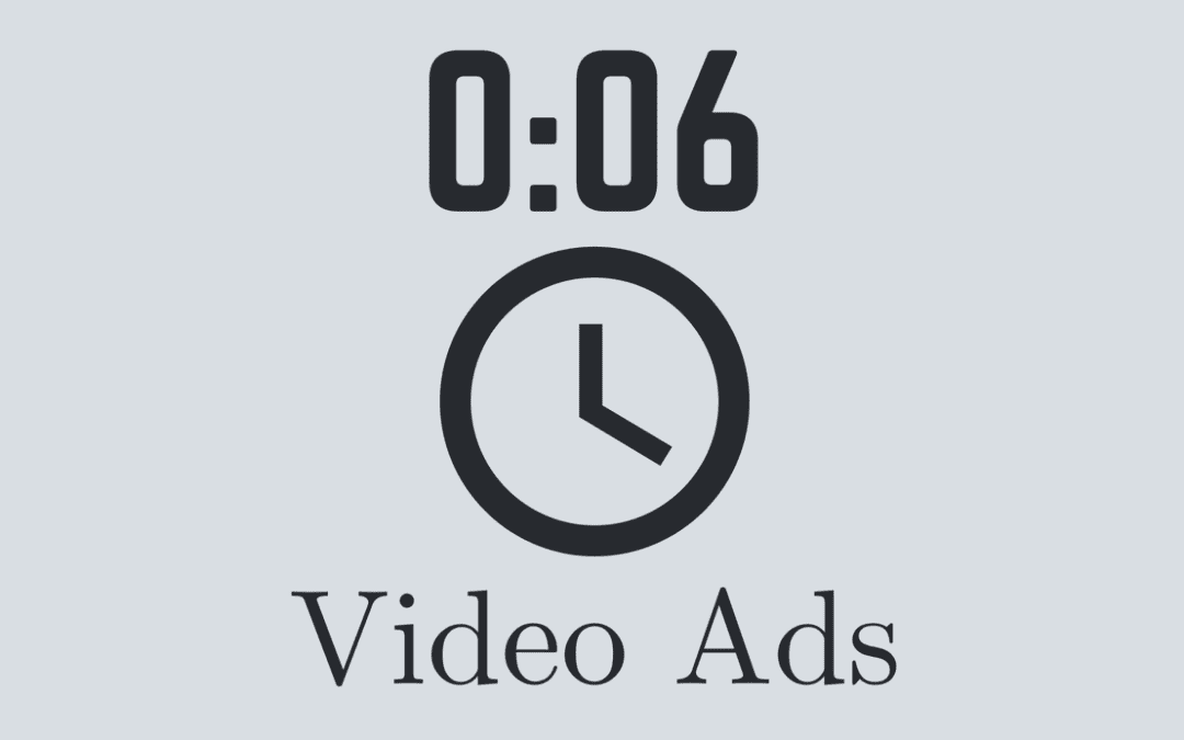 The Rise of the 6-Second Video Bumper Ad