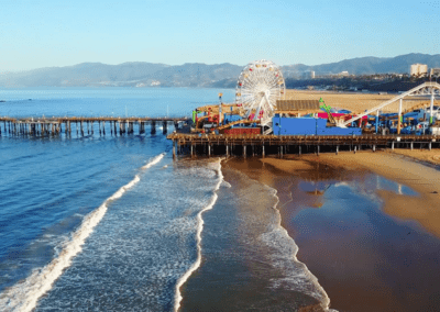 Nearby Attractions of Mondrian West Hollywood - Santa Monica Pier